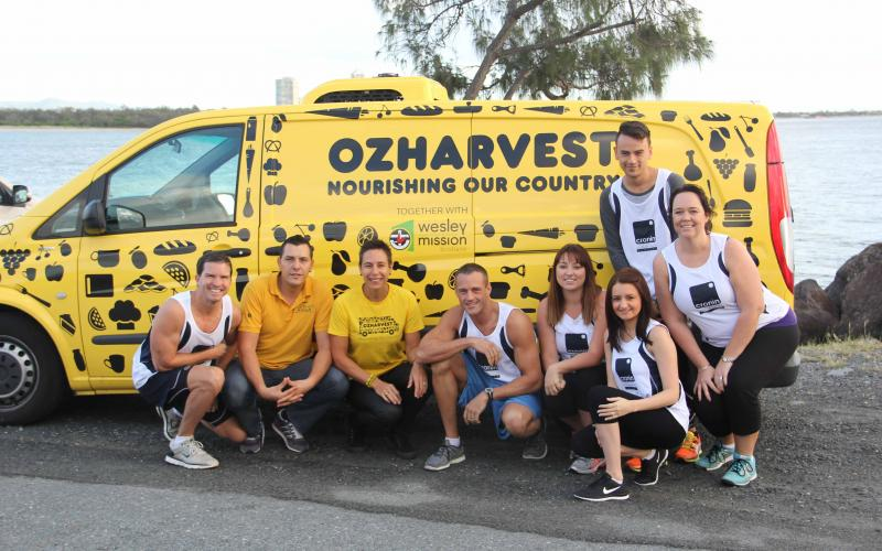 Cronin Litigation Raises Money for OzHarvest